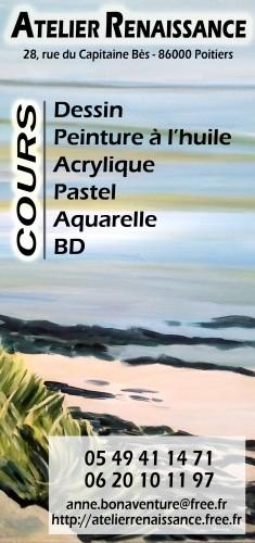 cours dessin, peinture, bd
